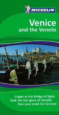 Buy map Venice and the Veneto, Green Guide by Michelin Maps and Guides