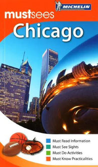 Buy map Chicago, Illinois, Must See Guide by Michelin Maps and Guides