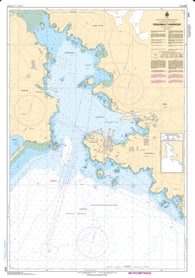 Buy map Esquimalt Harbour by Canadian Hydrographic Service