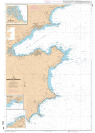 Buy map Abords de Saint-Tropez - Port-Grimaud et Marines de Cogolin by SHOM