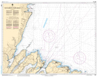 Buy map Flint Island to/a Cape Smokey by Canadian Hydrographic Service