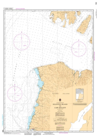 Buy map Eglington Island to Cape Kellett by Canadian Hydrographic Service