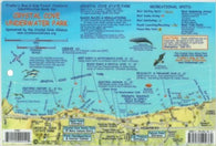 Buy map California Fish Card, Crystal Cove 2009 by Frankos Maps Ltd.