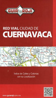 Buy map Cuernavaca, Mexico by Guia Roji