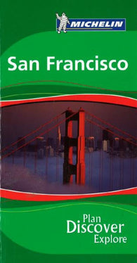 Buy map San Francisco, California Green Guide by Michelin Maps and Guides