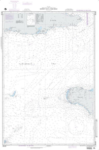 Buy map Morant Cays To Cabo Maisi (NGA-26100-4) by National Geospatial-Intelligence Agency