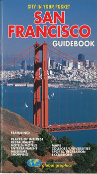Buy map San Francisco, California, Guidebook by Global Graphics