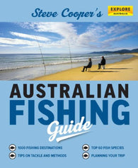 Buy map Steve Coopers Australian Fishing Guide by Universal Publishers Pty Ltd