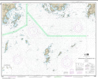 Buy map Approaches to Penobscot Bay (13303-13) by NOAA