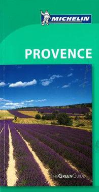 Buy map Provence, Green Guide by Michelin Maps and Guides