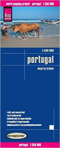 Buy map Portugal by Reise Know-How Verlag