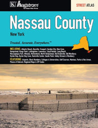Buy map Nassau County, New York, Street Atlas by Kappa Map Group