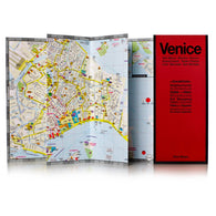 Buy map Venice, Italy by Red Maps