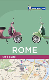 Buy map Michelin Map and Guide, Rome by Michelin Maps and Guides