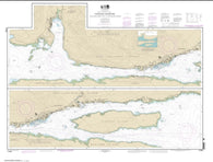 Buy map Tongass Narrows (17430-12) by NOAA