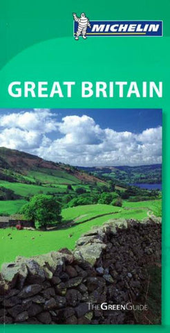 Buy map Great Britain, Green Guide by Michelin Maps and Guides