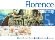 Buy map Florence, Italy, PopOut 5 Maps by PopOut Products, Compass Maps Ltd.