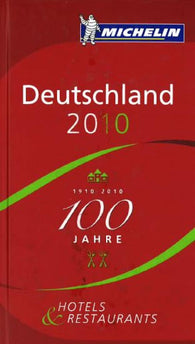 Buy map Germany, Red Guide by Michelin Maps and Guides