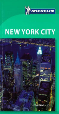 Buy map New York City, New York, Green Guide by Michelin Maps and Guides