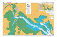 Buy map WHANGAREI HARBOUR (5215) by Land Information New Zealand (LINZ)