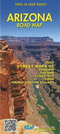 Buy map State in your Pocket Series: Arizona Road Map by Global Graphics