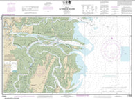 Buy map Altamaha Sound (11508-22) by NOAA