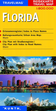 Buy map Florida by Kunth Verlag