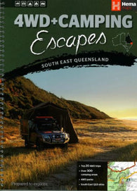 Buy map Queensland SE, 4wd and Camping Atlas by