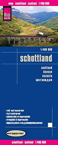 Buy map Scotland by Reise Know-How Verlag