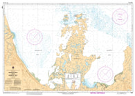 Buy map Franklin Bay and/et Darnley Bay by Canadian Hydrographic Service