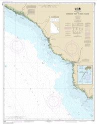 Buy map Horseshoe Point to Rock Islands; Horseshoe Beach (11407-19) by NOAA