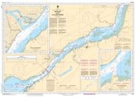 Buy map Batiscan au/to Lac Saint-Pierre by Canadian Hydrographic Service