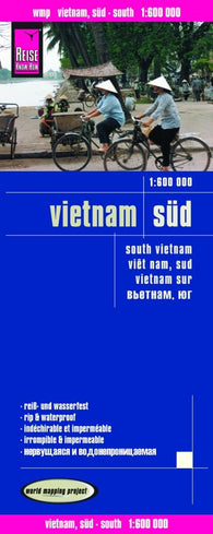 Buy map Vietnam, Southern by Reise Know-How Verlag