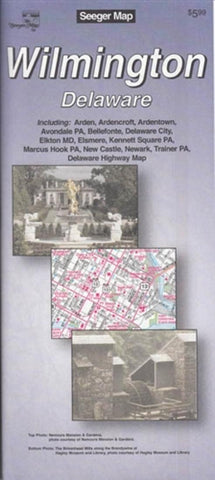 Buy map Wilmington, Delaware by The Seeger Map Company Inc.