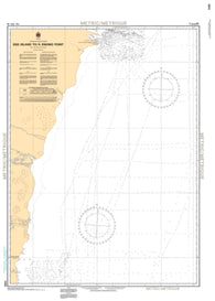 Buy map Egg Island to/a Eskimo Point by Canadian Hydrographic Service