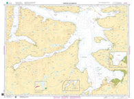 Buy map ALTAFJORDEN OG LANGFJORDEN (96) by Kartverket