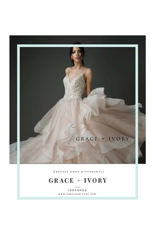 Grace + Ivory Lookbook