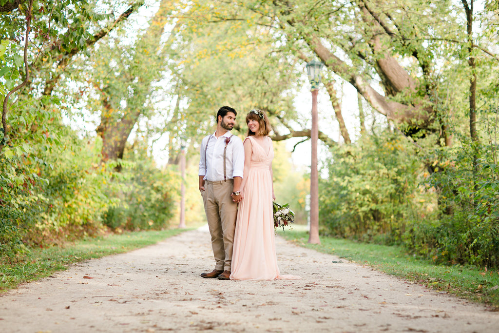 Sarah Crost Photography Grace and Ivory Dresses