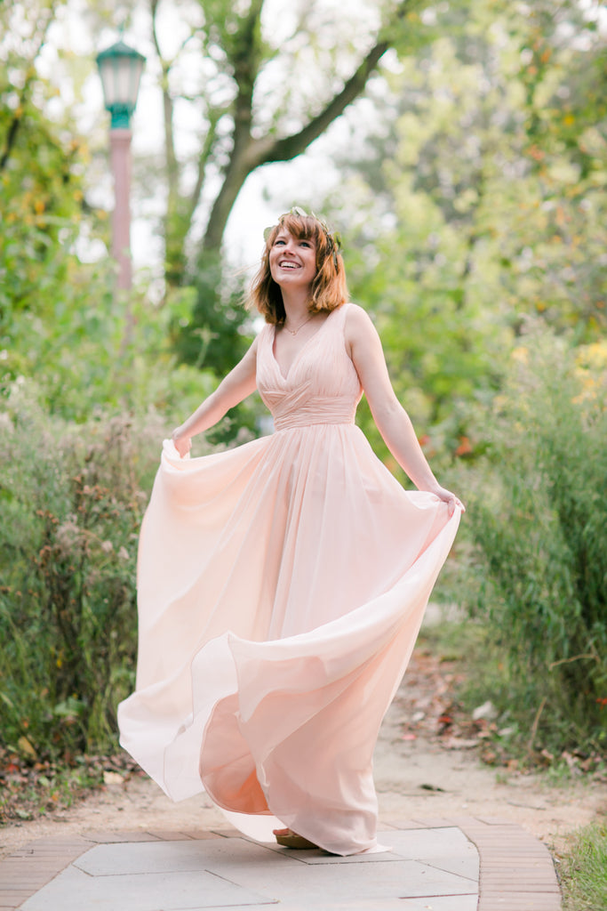 Sarah Crost Photography and Grace and Ivory Dresses