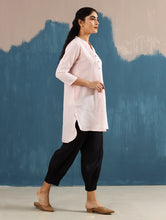 Load image into Gallery viewer, Satori Pleated Tunic in Blush