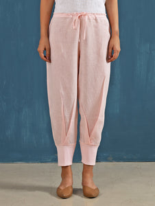 Zendo Cropped Pants in Blush