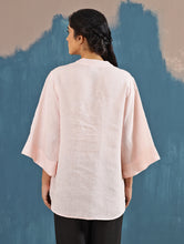 Load image into Gallery viewer, Kaiya Zen Top in Blush
