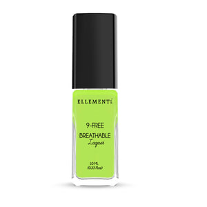 Green Apple Soda 9 Free-Breathable Laquer 10ML