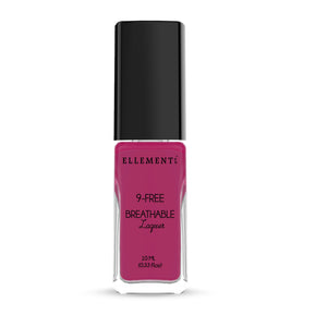 Berry Blush 9 Free-Breathable Laquer 10ML