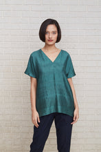 Load image into Gallery viewer, Kimono Top - Emerald