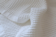 Load image into Gallery viewer, Handwoven Towel : White