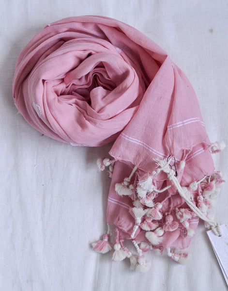 Scarf- Pink