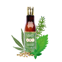 Load image into Gallery viewer, Hemp Seed Oil + Rosemary + Mint Face Wash | Amayra Naturals