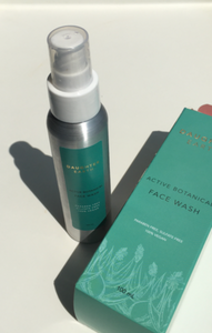 Active Botanical Face Wash