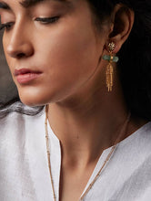 Load image into Gallery viewer, Ellora Waterfall Earrings - Manan